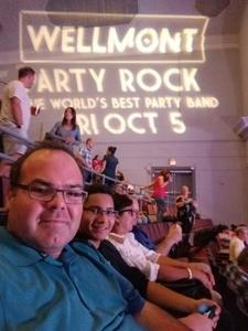 Chris attended Back to the Eighties Show With Jessie's Girl - Undefined on Sep 21st 2018 via VetTix
