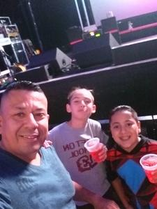 ORLANDO attended Back to the Eighties Show With Jessie's Girl - Undefined on Sep 21st 2018 via VetTix