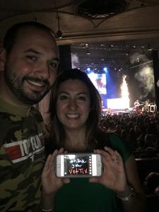 Kevin attended Back to the Eighties Show With Jessie's Girl - Undefined on Sep 21st 2018 via VetTix