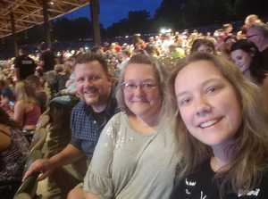 Christopher attended Rascal Flatts Back to the US Tour 2018 on Aug 17th 2018 via VetTix