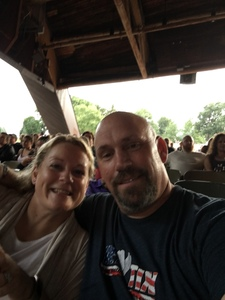 Timothy attended Rascal Flatts Back to the US Tour 2018 on Aug 17th 2018 via VetTix