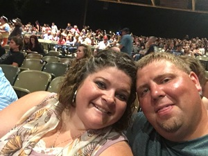 Terry attended Rascal Flatts Back to the US Tour 2018 on Aug 17th 2018 via VetTix