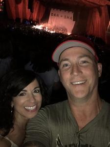 Michael attended Rascal Flatts Back to the US Tour 2018 on Aug 17th 2018 via VetTix