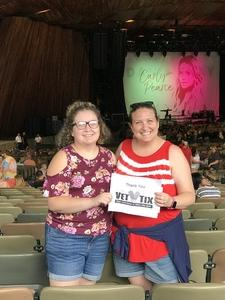 Tami attended Rascal Flatts Back to the US Tour 2018 on Aug 17th 2018 via VetTix