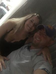 Shane attended Keith Urban With Kelsea Ballerini on Aug 17th 2018 via VetTix