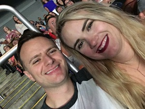 Matthew attended Keith Urban With Kelsea Ballerini on Aug 17th 2018 via VetTix