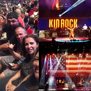 Jason attended Kid Rock: Red Blooded Rocknroll Redneck Extravaganza - Pop on Aug 18th 2018 via VetTix
