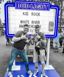 Michael attended Kid Rock: Red Blooded Rocknroll Redneck Extravaganza - Pop on Aug 18th 2018 via VetTix