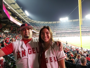 John attended Los Angeles Angels vs. Colorado Rockies - MLB on Aug 27th 2018 via VetTix