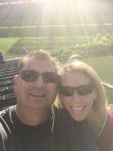 ERIC attended Los Angeles Angels vs. Colorado Rockies - MLB on Aug 27th 2018 via VetTix