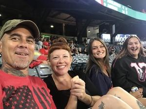 Kenneth attended Los Angeles Angels vs. Colorado Rockies - MLB on Aug 27th 2018 via VetTix