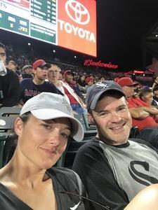David attended Los Angeles Angels vs. Colorado Rockies - MLB on Aug 27th 2018 via VetTix