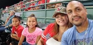 Juan attended Los Angeles Angels vs. Colorado Rockies - MLB on Aug 27th 2018 via VetTix