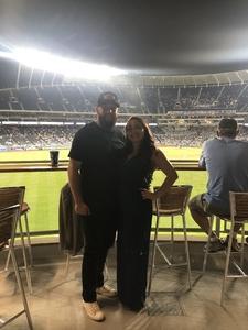 Justin attended Kansas City Royals vs. Chicago White Sox - MLB on Sep 12th 2018 via VetTix
