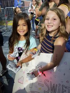 Eric attended Taylor Swift Reputation Stadium Tour - Pop on Aug 28th 2018 via VetTix
