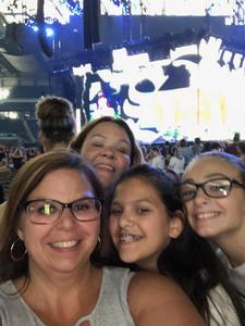 Bess attended Taylor Swift Reputation Stadium Tour - Pop on Aug 28th 2018 via VetTix