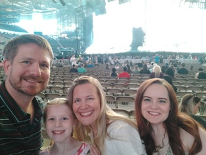 Matthew attended Taylor Swift Reputation Stadium Tour - Pop on Aug 28th 2018 via VetTix