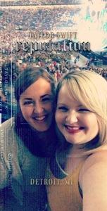tracy attended Taylor Swift Reputation Stadium Tour - Pop on Aug 28th 2018 via VetTix