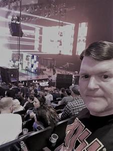 Joe B. attended Marilyn Manson/rob Zombie Denver Pepsi Center on Aug 20th 2018 via VetTix
