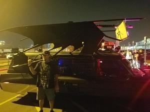 Daniel attended Marilyn Manson/rob Zombie Denver Pepsi Center on Aug 20th 2018 via VetTix
