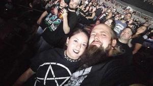 Jonathan attended Marilyn Manson/rob Zombie Denver Pepsi Center on Aug 20th 2018 via VetTix