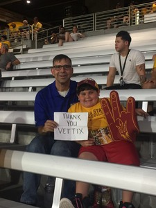 Click To Read More Feedback from Arizona State University Sun Devils vs. UTSA - NCAA Football