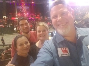 Rhonda attended Loudwire's Gen X Summer - Buckcherry - P. O. D. - Lit and Alien Ant Farm on Aug 22nd 2018 via VetTix