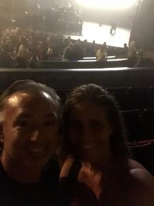 Michael attended Lionel Ritchie - Saturday on Aug 18th 2018 via VetTix