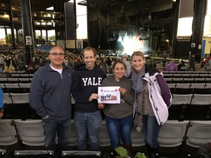 Andrew attended Counting Crows With Special Guest +live+: 25 Years and Counting - Alternative Rock on Sep 8th 2018 via VetTix