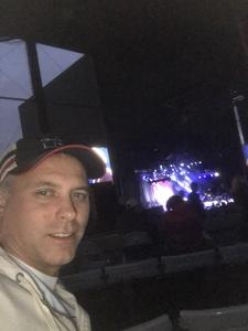 Peter attended Counting Crows With Special Guest +live+: 25 Years and Counting - Alternative Rock on Sep 8th 2018 via VetTix