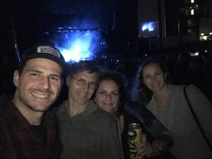 Stephen attended Counting Crows With Special Guest +live+: 25 Years and Counting - Alternative Rock on Sep 8th 2018 via VetTix
