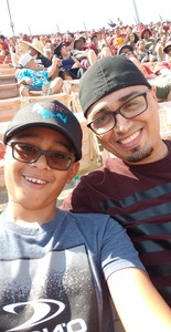 Raul attended USC Trojans vs. UNLV - NCAA Football on Sep 1st 2018 via VetTix
