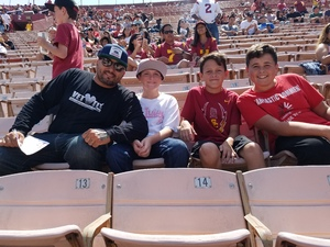 Click To Read More Feedback from USC Trojans vs. UNLV - NCAA Football