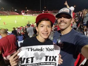 Click To Read More Feedback from Phoenix Rising vs. Colorado Springs FC - USL