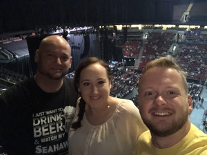 Chris attended The Smashing Pumpkins: Shiny and Oh So Bright Tour - Alternative Rock on Aug 24th 2018 via VetTix