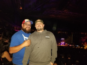 Sean attended The Smashing Pumpkins: Shiny and Oh So Bright Tour - Alternative Rock on Aug 24th 2018 via VetTix