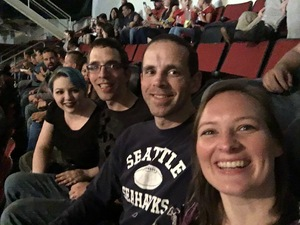 Sam attended The Smashing Pumpkins: Shiny and Oh So Bright Tour - Alternative Rock on Aug 24th 2018 via VetTix