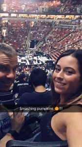 Jesse attended The Smashing Pumpkins: Shiny and Oh So Bright Tour - Alternative Rock on Aug 24th 2018 via VetTix