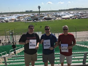Ernest attended American Royal World Series of Barbecue on Sep 15th 2018 via VetTix