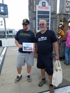 Jon attended American Royal World Series of Barbecue on Sep 15th 2018 via VetTix