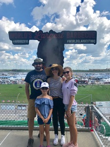 Jeremy George attended American Royal World Series of Barbecue on Sep 15th 2018 via VetTix
