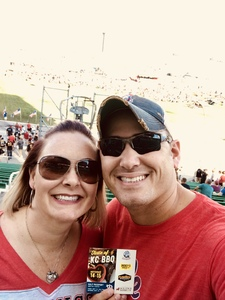 Preston attended American Royal World Series of Barbecue on Sep 15th 2018 via VetTix