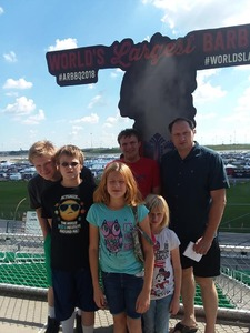 David attended American Royal World Series of Barbecue on Sep 15th 2018 via VetTix