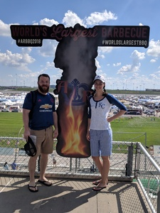 Benjamin attended American Royal World Series of Barbecue on Sep 15th 2018 via VetTix