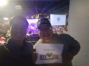 Greg attended Best in Show Tour Featuring Rick Springfield, Loverboy, Greg Kihn & Tommy Tutone on Aug 21st 2018 via VetTix
