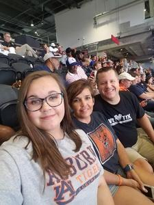 Troy attended Washington Huskies vs. Auburn Tigers - Chick-fil-a Kickoff Game! on Sep 1st 2018 via VetTix