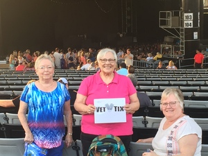 Kevin attended Miranda Lambert and Little Big Town: the Bandwagon Tour - Country on Aug 25th 2018 via VetTix