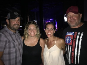 Randy attended Miranda Lambert and Little Big Town: the Bandwagon Tour - Country on Aug 25th 2018 via VetTix