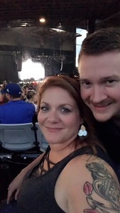 Andrea attended Miranda Lambert and Little Big Town: the Bandwagon Tour - Country on Aug 25th 2018 via VetTix
