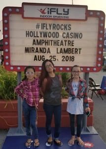 Rochelle attended Miranda Lambert and Little Big Town: the Bandwagon Tour - Country on Aug 25th 2018 via VetTix